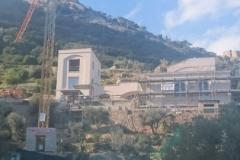 Kozijnen voor een Italiaanse villa